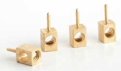Terminal Pin Type Inserts for Terminal Block